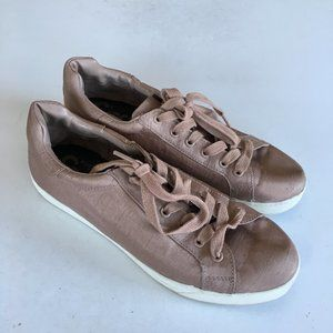 Circus sam edelman lace up shoe pink Size 9.5